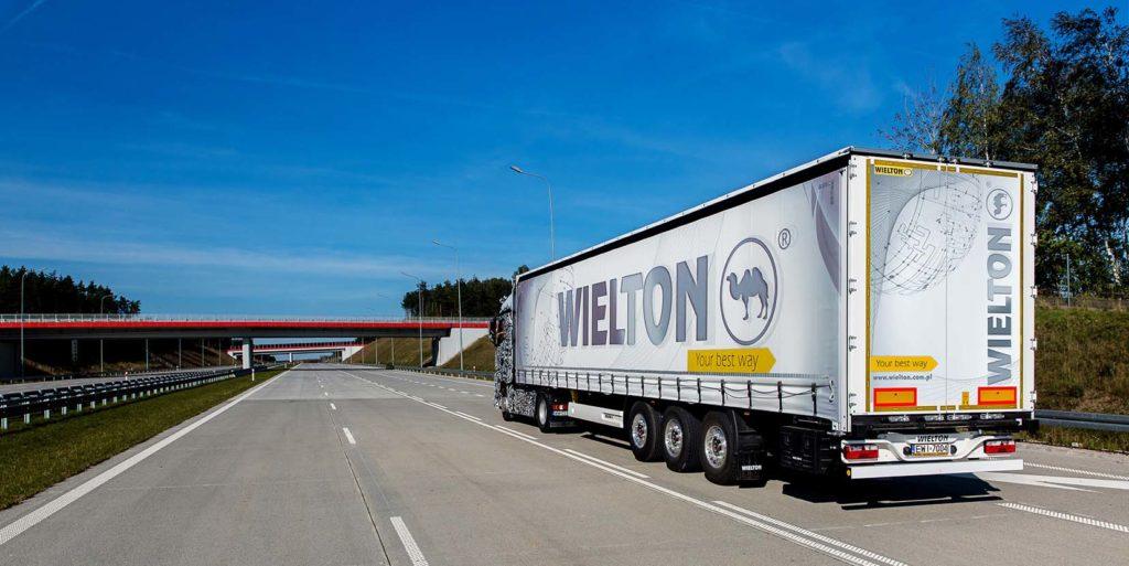 WIELTON trailers