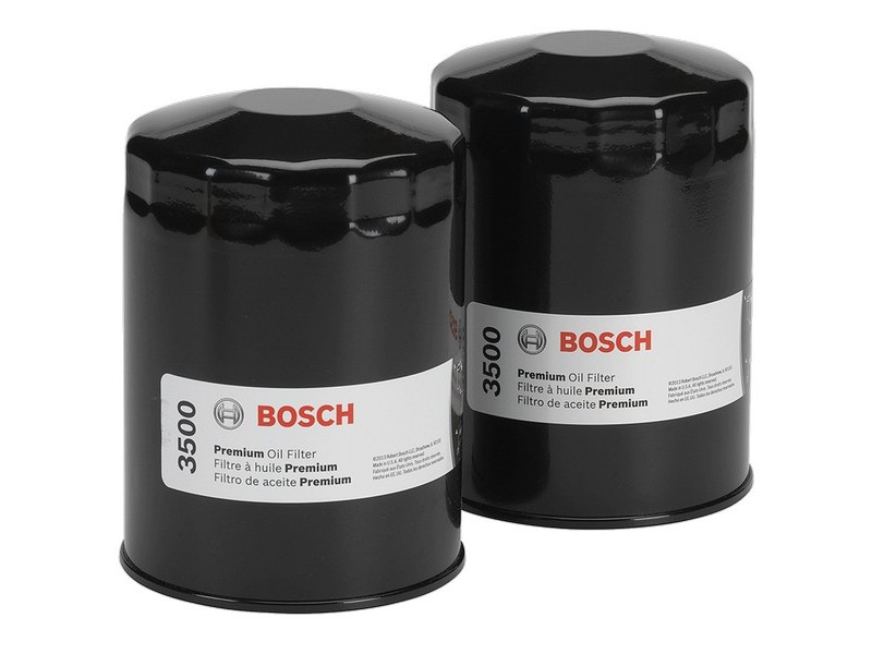 Bosch filteri za gospodarska vozila: Izbor profesionalaca