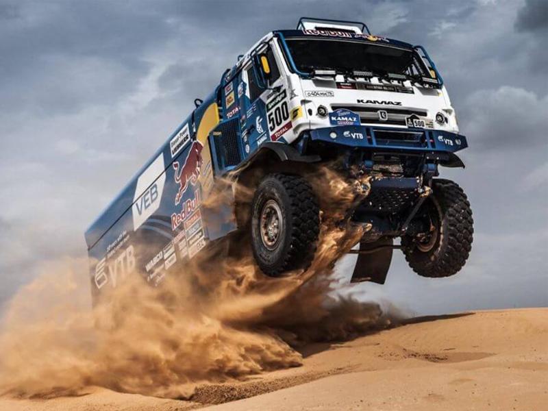 Kamionski tim KAMAZ-MASTER pobijedio je na reliju DAKAR